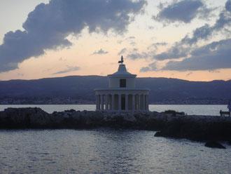 Agios Theodoros - Der Leuchtturm von Argostoli
