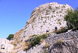 Agios Georgios Burg