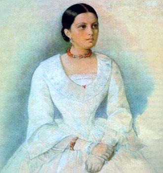 Awdotja Panajewa (1820-1893) • Russische Schriftstellerin