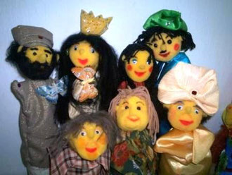 Märchen und Puppentheater mit Catharina Lentes