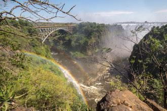 Victoria Falls, Livingston
