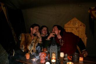 Die Midgards Lounge