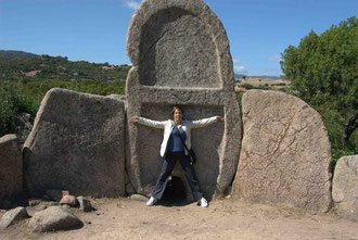 Maria Paola Loi - your professional tour guide in Sardinia
