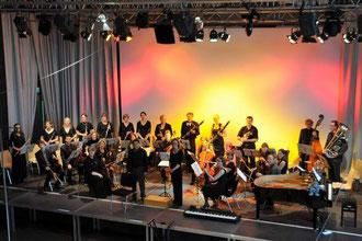 Foto vom Auftritt im Sommer 2011
