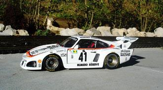 Porsche 935 K3 Sieger Le Mans 1979