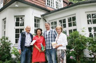 Manfred Weiß, Ingrid Klöpper, Thorsten Springer, Bärbel van Weert