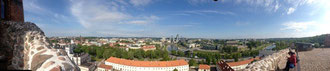 Vilnius Panoramablick