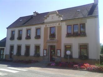 Mairie de Lanvénégen