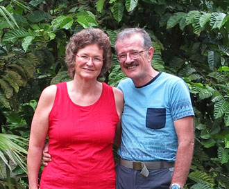 Johannes und Petra Wagenknecht