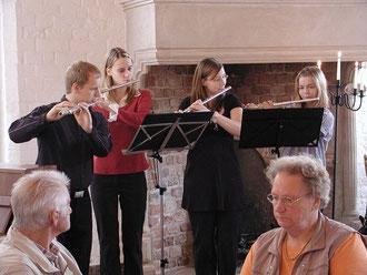 Musizieren im Bürgerhaus - Sept. 2009