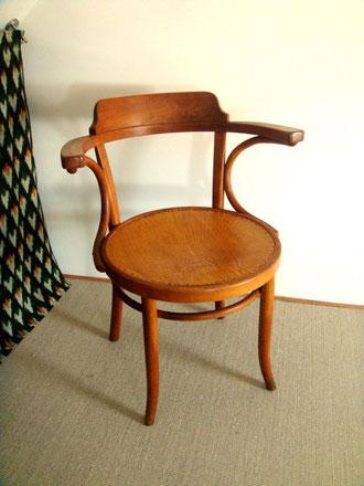 chaise fauteuil Thonet années 30