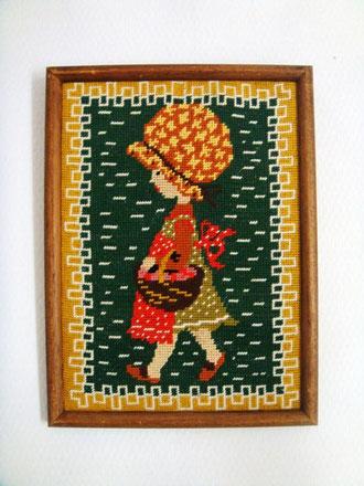 Petite tapisserie Sarah Kay