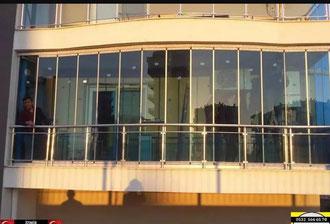 Glas Fasadenreinigung