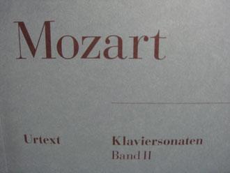 モーツァルト大好きです。
