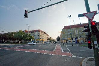 Köpenicker Landstr./Baumschulenstr.
