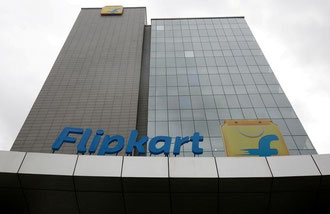 Flipkart's headquarters in Bengaluru, India.