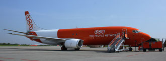 The TNT freighters will soon be repainted, displaying ASL colors  -  photo: hs