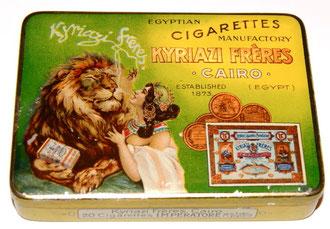 Kyriazi Cigarettes