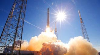 Space XのFalcon 9