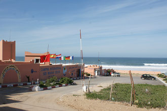 Camping International Sidi Wassai Beach