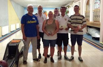 Gewinner aus der OZ Bowlers App