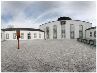 Die Kunsthalle Schweinfurt im ehemaligen Hallenbad der Stadt (Foto: Schweinfurt Tourismus)