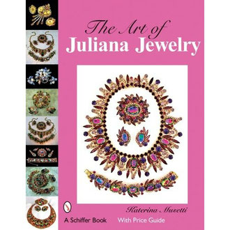 The Art of Juliana jewelry book