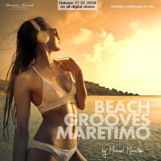 Beach Grooves Maretimo - by DJ Michael Maretimo - www.Maretimo-Records.com
