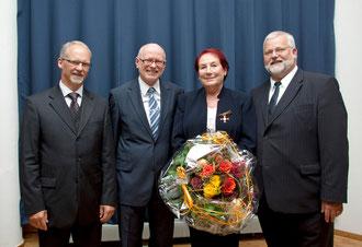 M. Strobel - M. Fuchs - Michèle Hartmann - M. Burr