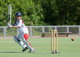 Basel Summer Cricket Camp 2012