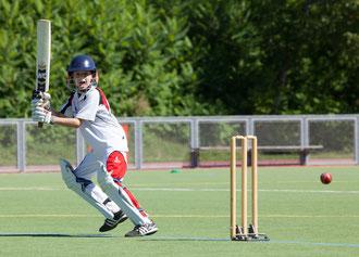 Basel Summer Cricket Camp 2012