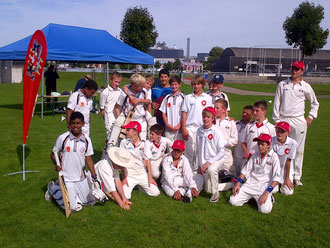 Swiss U13 in Winterthur (22.9.2013)