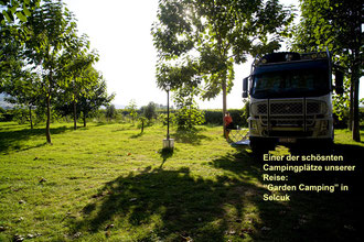 Garden Camping in Selcuk