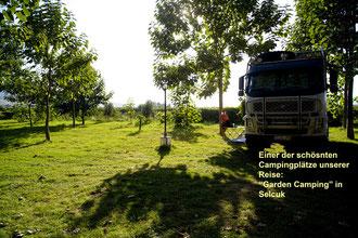 Garden Camping in Selcuk