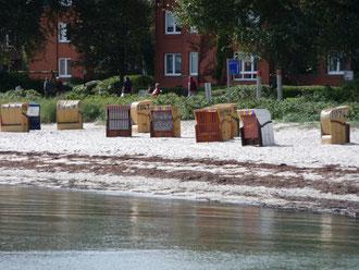 Strandansicht Eckernförde