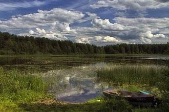 Оз. Карегощ. Фото Юрия Силуянова