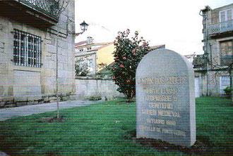 Cemiterio xudeo da praza Lampán dos Xudeos