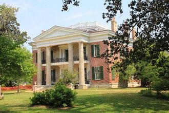Foto Melrose Plantation in Natchez, Mississippi
