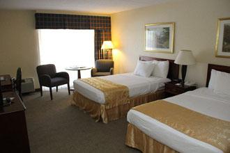 Foto Hotelzimmer
