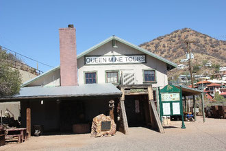 Foto Queen Mine Bisbee