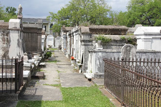 Lafayette Cementery New Orleans