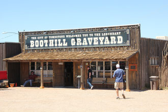 Foto Boothill Tombstone