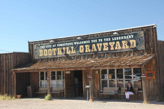 Foto: Boothill, Tombstone