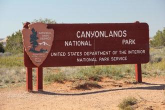 Foto: Canyonlands NP