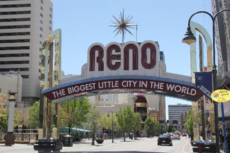 Fot: Spielerparadies Reno, Nevada