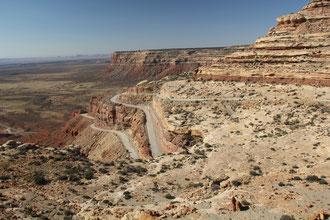 Foto: Auf der US 261