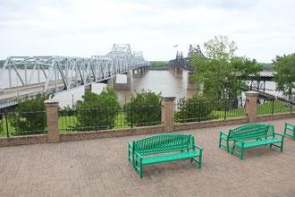 Foto Brücken über den Missisippi