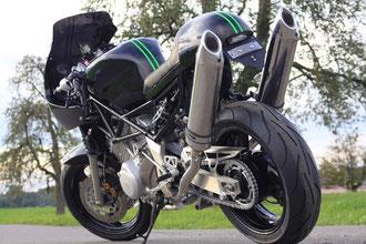 Yamaha TRX 850 Cafe-Racer