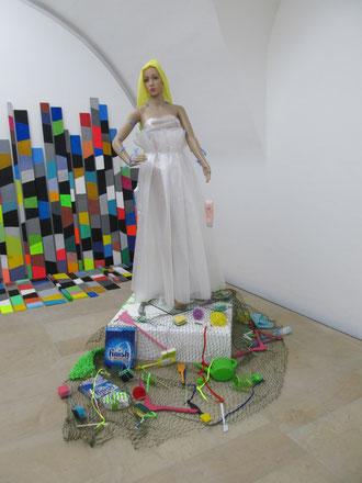 """""""captured"""" von Christine, im Hintergrund """"Megacity"""""""