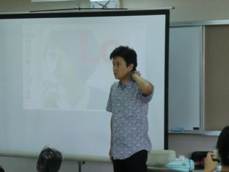 武藏 均 中央講師(千葉)を招いて、宮崎FHCの8月期講習会が開催された。(2018.8.27)